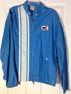 vintage buick racing jacket