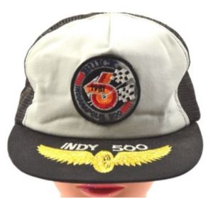 1981 indy 500 buick indianapolis hat