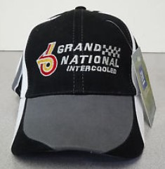 buick grand national intercooled ball cap