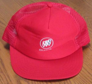 buick tri shield baseball cap