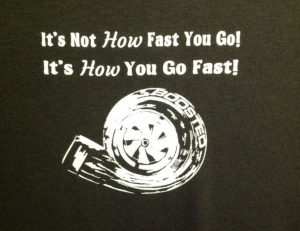 turbo-its-how-you-go-fast-t-shirt