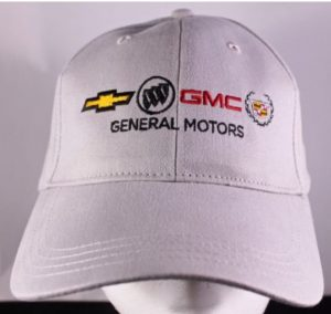 general motors brands hat