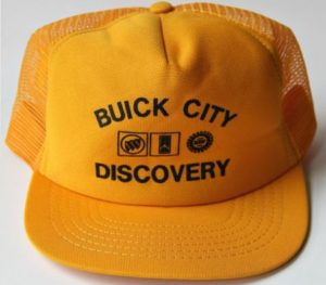 buick city discovery hat