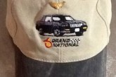 Assorted Buick Grand National Hats
