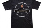 Buick Grand National Black Shirts