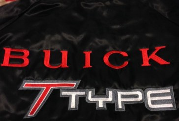 Buick T-Type Jacket