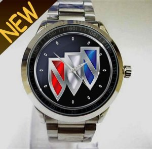 buick triple shield watch