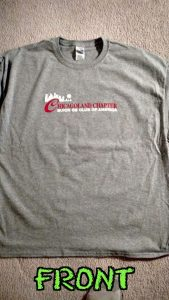 buick trishield going fast with class shirt front