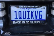 Vanity License Plate Ideas for Turbo Regals