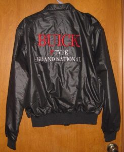 BUICK GRAND NATIONAL T TYPE JACKET 2