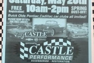 IL: Castle Performance BOPC Car Show 5/20/17