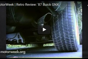 Vintage Review of Buick GNX -video