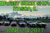 IL: Midwest Buick Show June 2-4 2017