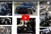 Buick Turbo 3.8 liter V6 (1984-1985 GN & T-type) Video