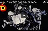 Buick Turbo 3.8 liter V6 (1986-1987 GN T-type Turbo T Limited GNX) Video