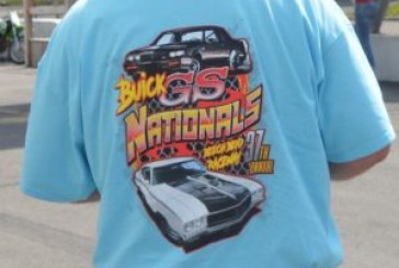 2017 Buick GS Nationals Shirts