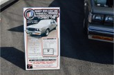 2017 Buick GS Nationals Car Display Signs