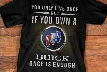 Cool Shirts for Buick Turbo Regal Owners!