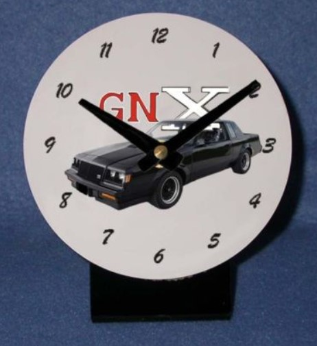 Cool Buick Grand National Wall Clocks