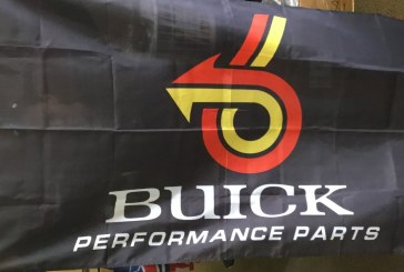 Decorative Turbo Buick Banners