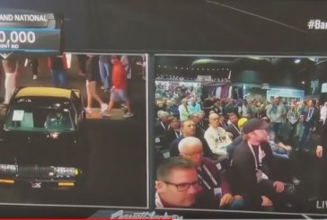 GNX #003 Sold at Barrett Jackson Auction!