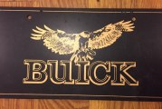 More Buick Front License Plates