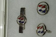 Buick Belt Buckle, Tie Clip and Cuff Links!