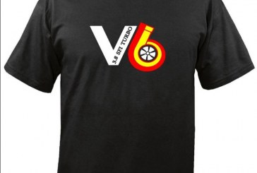 Turbo V6 Buick Shirts