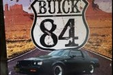 Cool Office or Mancave Buick Signs