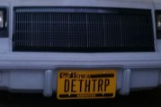 Vanity Plates Found on Buick Turbo T & T-type Cars!