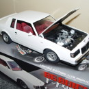 1:18 Scale GMP G1800225 86 Buick T-Type (white)