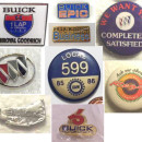 Turbo Buick Regal Pins