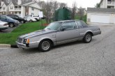 1983 Buick Regal T-type Two Tone