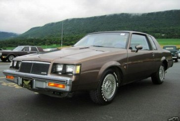 1984 Buick Regal Limited Two Tone Brown / Light Brown