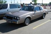 1984 Buick Regal T Type Light Brown
