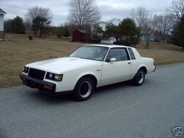 white 1984 t-type