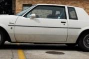 1984 Buick Regal T Type White