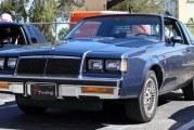 1985 Buick Regal T Type Dark Blue Metallic