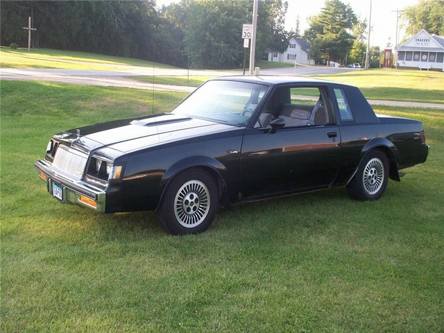 black 1985 t-type