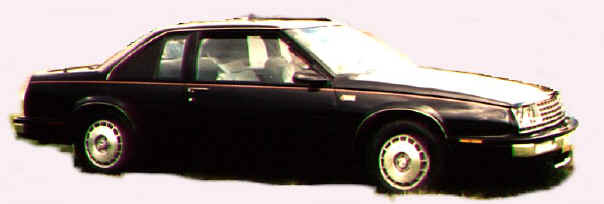 1986 buick lesabre GN