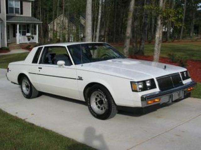 white 1986 t-type