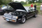 1987 Buick Regal Limited Black