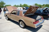 1987 Buick Regal Limited Two Tone Brown / Light Brown