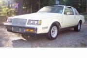 1987 Buick Regal Limited Cream Beige