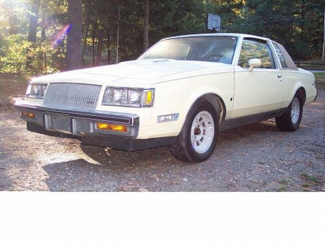 cream beige buick limited
