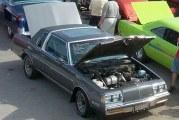 1987 Buick Regal Limited Gray Metallic