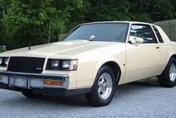 1987 Buick Regal Turbo T Cream Beige