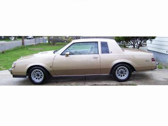 Turbo T light brown metallic