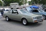 1987 Buick Regal Turbo T Light Sage Metallic