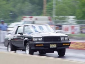 Grand National race car